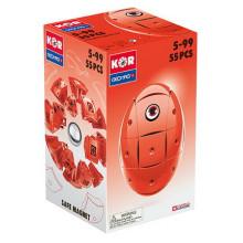GEOMAG KOR Red 55 pcs