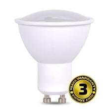 Solight LED žárovka bodová 7W GU10