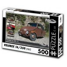 KB Barko s.r.o. PUZZLE VELOREX 16/350 (1967) 500 dílků