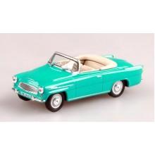 ABREX Škoda Felicia Roadster(1963) 1:43 Tyrkys