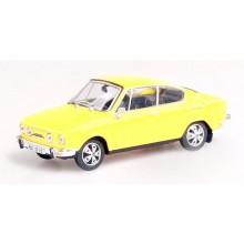 Škoda 110R Coupé (1980) 1:43 - Žlutá