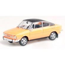 ABREX Škoda 110R Coupé (1980) 1:43 - Oranžová