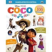 JM MODELS Samolepková knížka - Coco
