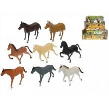 Kůň 18-23cm 8druhů