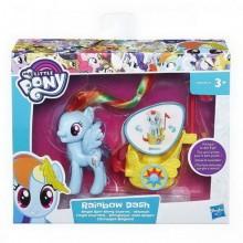 HASBRO My Little Ponny - Poník s vozíkem