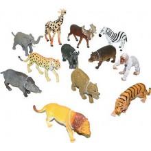 Zvířata divoká SAFARI 13 - 20 cm