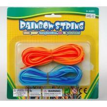 Bužírky na pletení náramků - 2 barvy