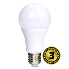 SOLIGT LED žárovka 12W E27 6000K 1010lm