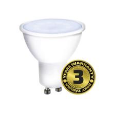 SOLIGT LED žárovka bodová 7W GU10 6000K 500lm