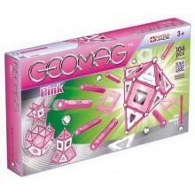 GEOMAG Pink 104 pcs