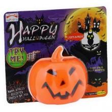 Dekorace dýně halloween - zvuk a světlo