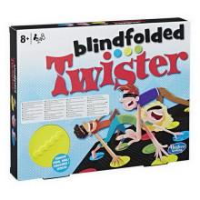 Společenská hra - Twister naslepo