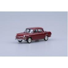 Škoda 1000MB (1964) 1:43 - Červená Rubín