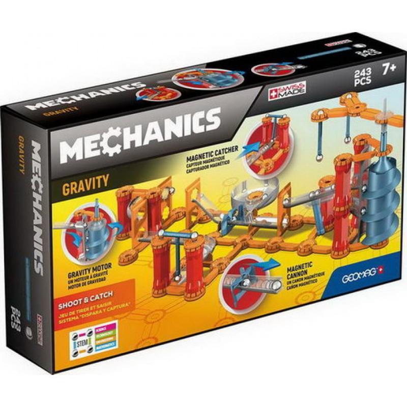 GEOMAG Mechanics gravity 243 dílků