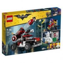 Lego Batman 70921 Harley Quinn a útok