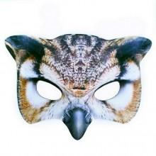 RAPPA Karnevalová maska - sova