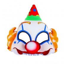 Karnevalová maska - klaun