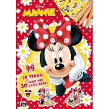 Omalovánky A4+ Minnie