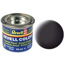 Barva Revell 32106 dehtově černá matná
