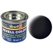 Barva Revell 32108 matná černá