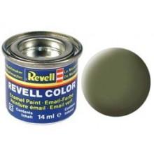 Barva Revell 32168 matná tmavě zelená