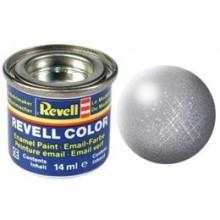 Barva Revell 32191 metalická ocelová