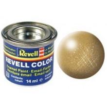 Barva Revell 32194 metalická zlatá