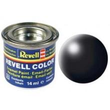 Barva Revell 32302 hedvábná černá