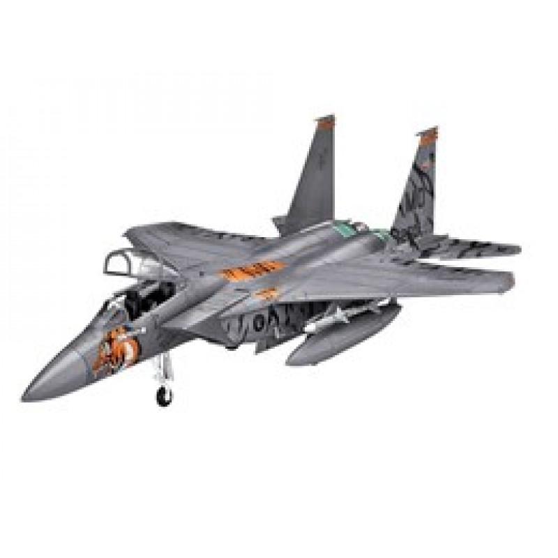 REVELL ModelSet letadlo 63996 F15E Strike Eagle