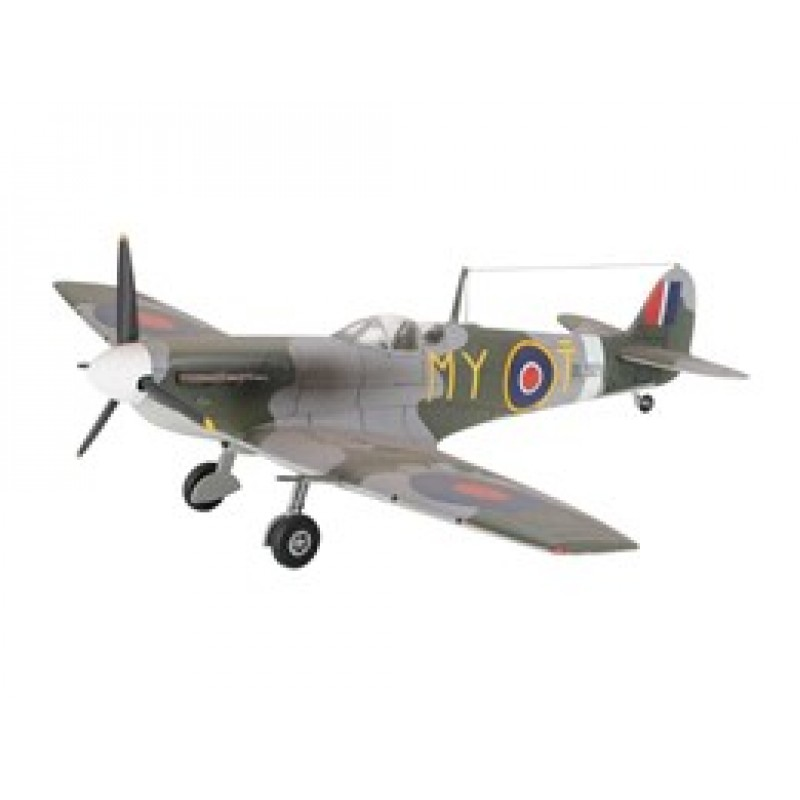 REVELL ModelSet letadlo 64164 Spitfire Mk. V