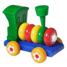 SMĚR Tahací lokomotiva skládací