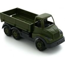 POLESIE Auto STAVBAŘ - vojenské auto s korbou