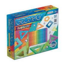 GEOMAG - Rainbow 32 pcs