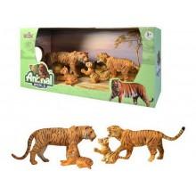 Tygři 4 ks 31x11cm