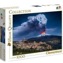 Puzzle Clementoni 1000 dílků - Etna - It
