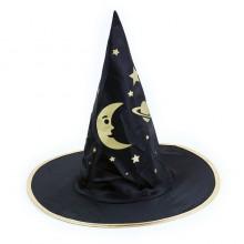 klobouk čarodejnický - Halloween dětský