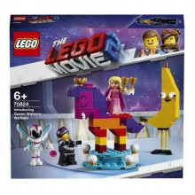 Lego Movie 70824 Královnu Libovůle