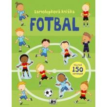 Samolepková knížka - fotbal