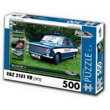KB Barko s.r.o. PUZZLE VAZ 2101 VB (1973) 500 dílků