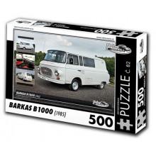 KB Barko s.r.o. PUZZLE BARKAS B 1000 (1985) 500 dílků