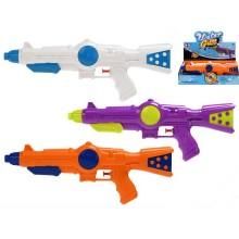 MIKRO Vodní pistole 33,5cm 3barvy