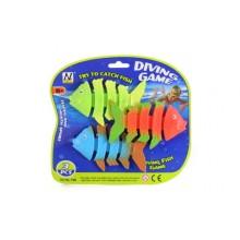 LAMPS Rybičky na potápění 3 ks