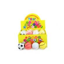 Skákací gumové míčky