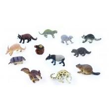 Zvířata lesní 11 až 18 cm