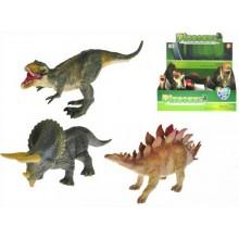 Dinosaurus 19-25cm 12druhů
