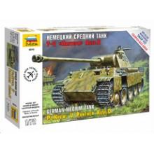 REVELL Snap Kit tank 5010 - Panzerkampfw