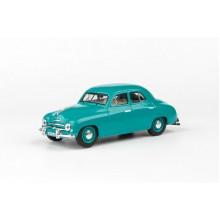 Škoda 1201 (1956) 1:43-Tyrkysová Střední