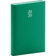 Denní diář Capys 2020 zelený