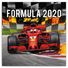 Poznámkový kalendář Formule -Jiří Křenek