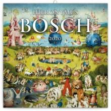 Poznámkový kalendář Hieronymus Bosch
